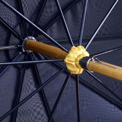 Rosette sur mât de parapluie